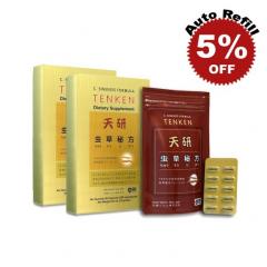 Tenken C. Sinensis 2-box Pack (Auto Refill)