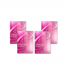 Mitsuwa Collagen Pure 4 Box Pack