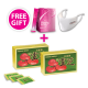 Nissan Reishi 2-Box with 1 FREE box of Mitsuwa Collagen Pure 30s AND Nissan cloth face mask